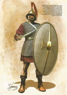 Ptolemeic Heavy Infantry