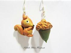 Pendientes von Nathalie Blum Handmade auf DaWanda.com