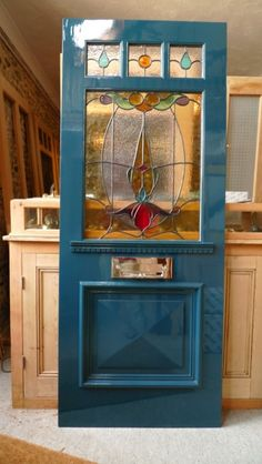 art-nouveau-three-over-one-panel-stained-glass-front-door_1404563917.jpg 451×800 pixels
