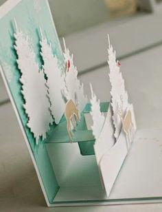 ΧΡΙΣΤΟΥΓΕΝΙΑΤΙΚΕΣ ΚΑΤΑΣΚΕΥΕΣ: 3D ΚΑΡΤΕΣ | ΣΟΥΛΟΥΠΩΣΕ ΤΟ