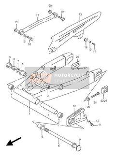 Exhaust silencers for Honda Cbr 900 SC28 Fireblade. Look