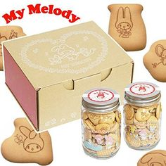 Hokuriku Confectionery My Melody 40 anniversary maple biscuits (bottle gift) 220g