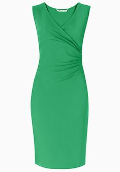 NWT Diane von Furstenberg Sz 14 Emerald Sea Green Womens Layne Dress ~ $368   Clothing, Shoes & Accessories, Women's Clothing, Dresses   eBay!