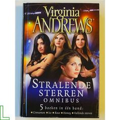Stralende sterren serie Virginia Andrews