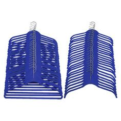 Joy Mangano 48-pc. Huggable Hangers® Combo Pack - Blue: target
