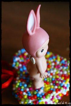 Sonny Angel - Animal Series Ver.1 - Rabbit - Dans L'Oeil de K-ro