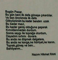 Nazım Hikmet Ran Poem Quotes, Poems, Revolutionaries, Quotations, Writing, Sayings, Film, House, Movie