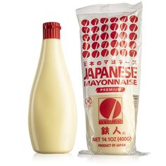 Japanese Macaroni Salad Recipe Using Kewpie Mayo - Travel Pockets Macaroni Salad Ingredients, Kewpie Mayonnaise, Recipe Using, Hot Sauce Bottles, Gourmet Recipes, Salad Recipes, Lunch Items, Grocery Deals