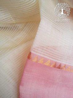 Fine Handwoven Silk Cotton Saree