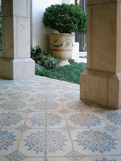 Outdoor flooring Exquisite Surfaces