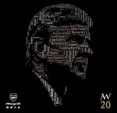 Happy anniversary Boss #Legend #Wenger20 #OneArsèneWenger