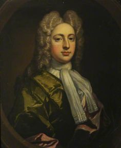 Jonathan Kimberley, Son of Jonathan Kimberley, Dean of Lichfield and Fellow of Magdalen ~ circle of Michael Dahl I... I'm descended from some Kimberlings (same surname, just a different, Americanized spelling) -- it's not a common surname so, I wonder if there is any relationship?