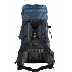 Ozark Trail Hiking Backpack Eagle, 40L Capacity, Blue - Walmart.com