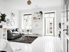 Dreamy & light small studio apartment (Daily Dream Decor)