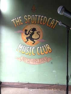 Listen to live music on a Sunday afternoon with no cover charge & a 1 drink minimum http://www.spottedcatmusicclub.com/