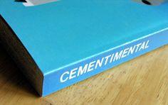 cementimental - harsh noise graphic novel - book art - surrealist object - artists' books - pixel art - zine