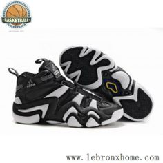 Adidas Crazy 8 Kobe Bryant Shoes Black White Shoes
