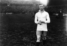Jimmy Dimmock, the goal scorer against Wolves in the 1921 cup final
