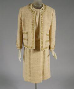 Suit, Coco Chanel, 1960s, The Philadelphia Museum of Art
