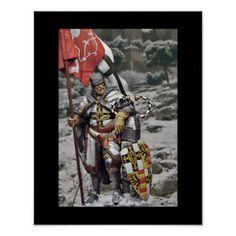 Teutonic Knights Grandmaster print
