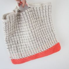 I want this crochet bag! must make one