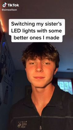 Led Room Lighting, Room Lights, Cute Room Ideas, Cute Room Decor, Crazy Things To Do With Friends, Bedroom Decor For Teen Girls, Room Design Bedroom, Feel Good Videos, Aesthetic Bedroom