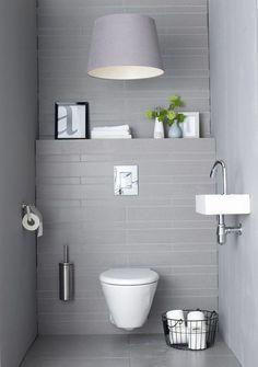 Marvelous So k nnen Sie ein gem tliches G ste WC gestalten