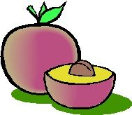 ABC's of Healthy Foods: Fruits: P = Peach: has a diuretic effect and reduces hair loss.
