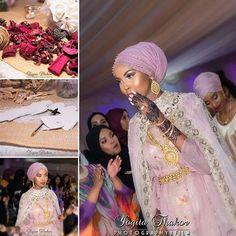 A few from Hamdi's wedding! #yogita #yogitathakorphotography #femalephotographer #canon5dmarkiii #somali #somaliwedding #hamdi #bride #beautiful #love #purple #gold #blackmehndi