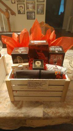 St.Louis Cardinals fundraiser gift basket!