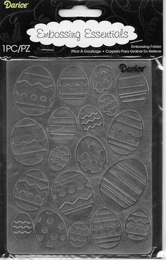 Schn/örkel transparent 10,8 x 14,6 x 0,4 cm Plastik Darice Pr/ägeschablone 10,8 x 14,6 cm Vogel