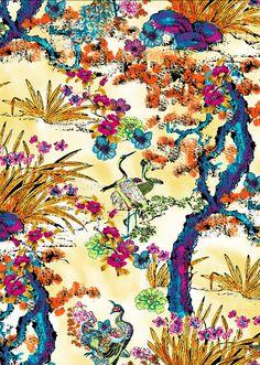 Japanese - Lunelli Textil   www.lunelli.com.br