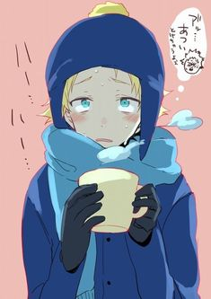 ❤Craig x Tweek ❤