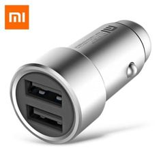 GearBest,Original Xiaomi Fast Charging Car Charger Metal Style