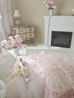 My Shabby Chic Home ~ My Romantic Home ~ Romantic Home