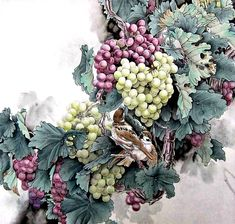 Яндекс.Фотки Chinese Painting, Chinese Art, Grape Wallpaper, Painting & Drawing, Watercolor Paintings, Decoupage, Japanese Calligraphy, Japan Art, Linocut Prints