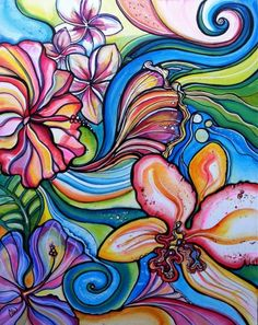 Floral - Colleen Wilcox Art
