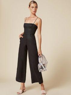 The Barclay Jumpsuit  https://www.thereformation.com/products/barclay-jumpsuit-black?utm_source=pinterest&utm_medium=organic&utm_campaign=PinterestOwnedPins