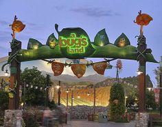 Disneyland California Rides   Bug's Land - Disney California Adventure Rides
