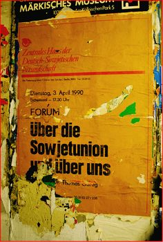 Berlin   Ostberliner Feste  Reiterfest August 1985