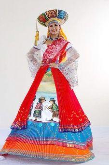 trajes tipicos de ecuador - Buscar con Google