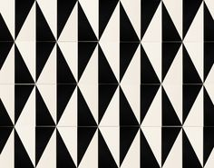 Duo tiles by Karel Martens