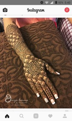 70 Ideas For Punjabi Bridal Mehndi Designs - Wedding mehndi - Henna Designs Hand