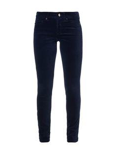 CAMBIO 5-Pocket-Hose aus Samt in Blau / Türkis online kaufen (9693195) ▷ P&C Online Shop