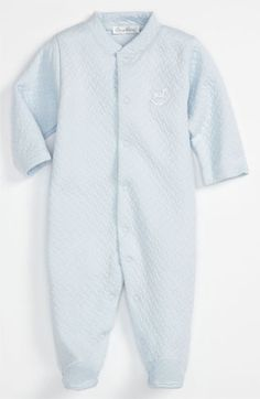 Kissy Kissy Quilted Footie (Infant) | Nordstrom Home from hospital outfit