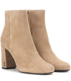 mytheresa.com - Babies 90 suede ankle boots - Luxury Fashion for Women / Designer clothing, shoes, bags