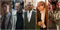 How To See All Of The Academy Award-Nominated Best Picture Contenders