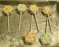 Icing Free Vanilla Cakepops