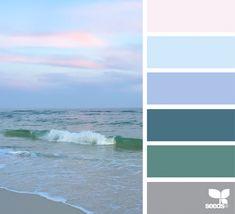 Color Shore | Design Seeds