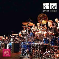 King Crimson - King Crimson: Live in Toronto, Black